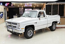 1987 Chevrolet C/K Truck 4x4 Regular Cab 1500 for sale 100970520